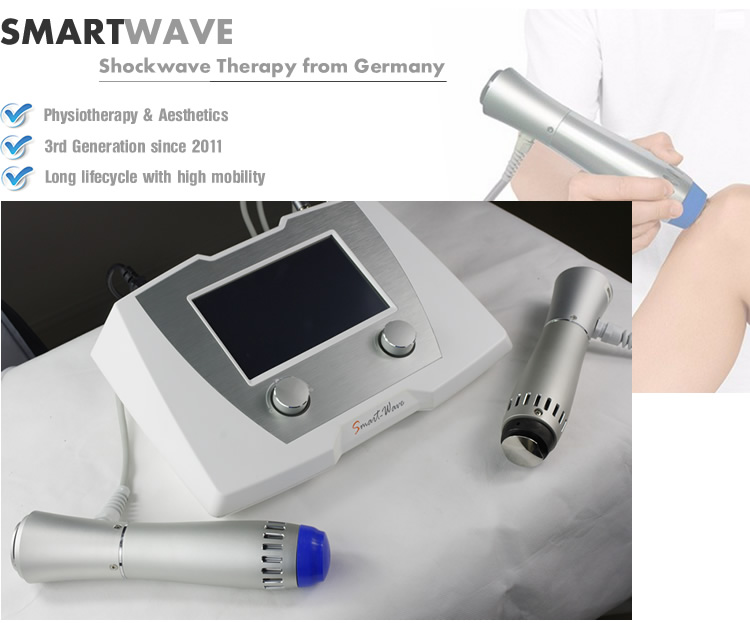 Acoustic Wave Therapy Equipment Bs Swt2x